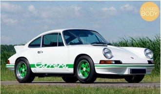 1:18 1973 Porsche 911 RS (White)