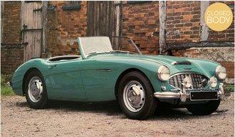 1:18 1959 Austin Healey 3000 Mk.1 (Green)