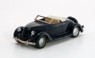 1936 Ford Convertible (Navy Blue)