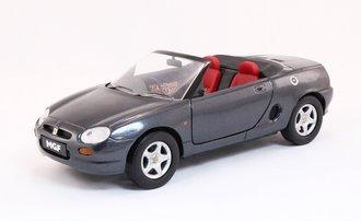 MGF 1.8i VVC Roadster (Black)