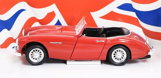 1961 Austin-Healey 3000 Mark II (Red)