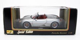 Porsche Boxster Convertible (Grey)