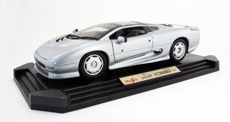 1:12 1992 Jaguar XJ220 (Silver)