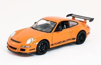 Porsche 911 (997) GT3 RS (Orange)