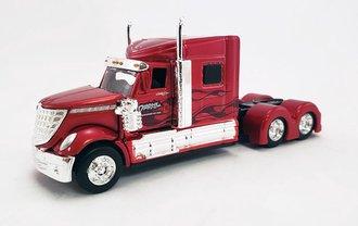 1:64 Custom Rigs - International LoneStar (Red)