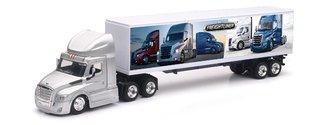 "1:43 Freightliner Cascadia w/40' Dry Van Trailer ""Freightliner"""