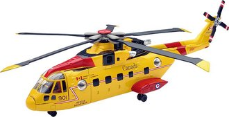 "Agusta-Westland EW 101 Helicopter ""Search & Rescue"""
