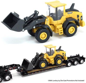 "1:64 Volvo L60H Wheel Loader (5½"" Long)"