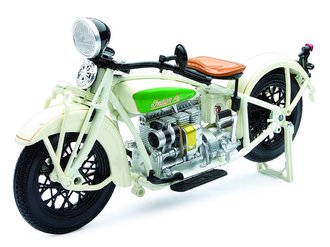 1:12 1930 Indian Chief Motorcycle