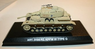 PZ KPFW IV Type G (Desert)
