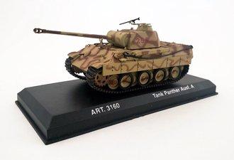 Panther Ausf. A (Desert Camo)