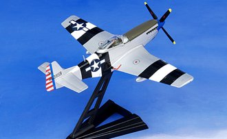 P-51D Mustang N.A. P-51D, 39th FS, 35th FG, 5th AF