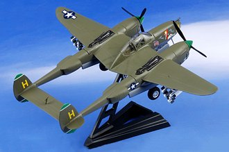 "P-38 Lightning ""USAAF Hills Angels"""