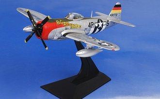 "Republic P-47D Thunderbolt ""USAAF 406th FG, 513th FS, ""Big Ass Bird II"", Howard Park, 1944"""