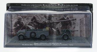 """Steyr 1500A/01 + 20mm Flak 38 """"Pz.Gren.Div., Grossdeutschland, Poltwa (USSR), 1943"""