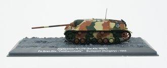 "Jagdpanzer IV L/70 (Sd.Kfz.162/1) ""Pz.Gren.Div. ""Feldherrnhalle"" Budapest (Hungary), 1945"""