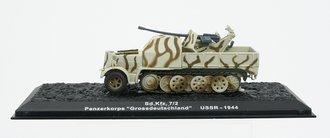 """Sd.Kfz. 7/2 """"Panzerkorps """"Grossdeutschland"""" USSR 1944"""""""