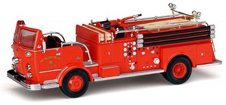 """Emergency! - Crown Pumper Engine 51 """"L.A. County"""" (Red)"""