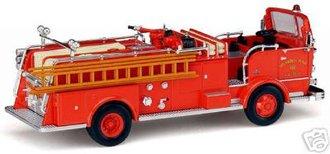 "Crown Pumper Engine 60 ""LA County"" (Red)"