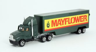 1:87 Mayflower Moving Tractor Trailer