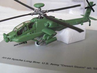 "AH 64 Apache Long Bow U.S. Army ""Desert Storm"""
