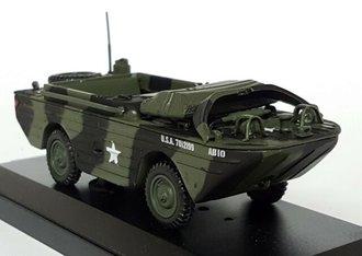 "1:43 Jeep GPA Amphibian ""U.S. Army"" (Camouflage)"