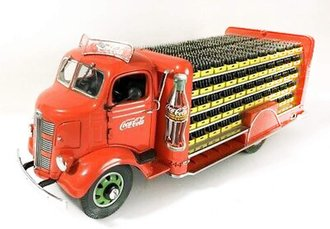 Coca-Cola 1938 GMC Beverage Delivery (Red) *** No Certificate ***