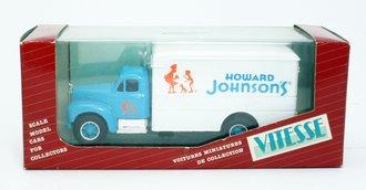 """1954-59 Mack Truck """"Howard Johnson's"""" (Blue/White)"""