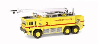"Oshkosh Airport Crash Truck ""GTTA Emergency Services #3"" (Yellow)"