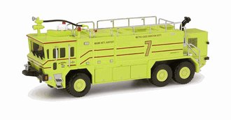 "Oshkosh Airport Crash Truck ""Miami International Airport - Metro-Dade Aviation Dept. #7"""