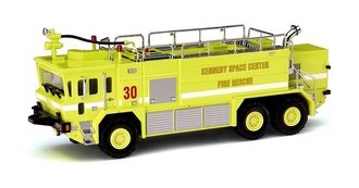 "Oshkosh Airport Crash Truck ""Kennedy Space Center Fire Rescue #20"""