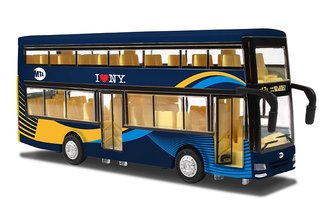 "1:50 MTA Double Decker Bus ""New York City"""