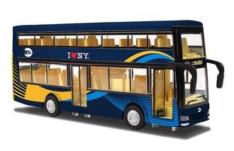 "1:50 MTA Double Decker Bus ""New York City"""