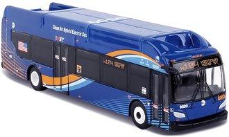 1:87 MTA Clean Air Hybird Electric Bus