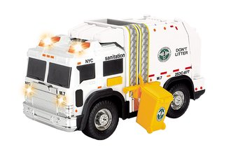 1:24 NYC Sanitation Truck w/Lights & Sound