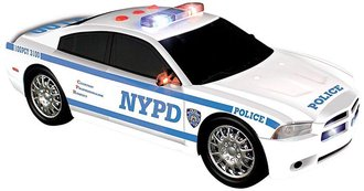 1:20 NYPD Motorized Dodge Charger Police Car (Lights & Sounds)