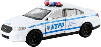1:43 NYPD Ford Police Interceptor Sedan