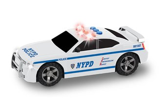 "1:32 Police Car w/Lights & Sound ""NYPD"""