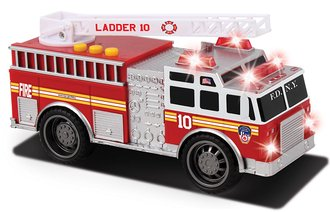 "1:32 Fire Truck w/Lights & Sound ""FDNY"""