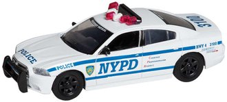1:43 NYPD Dodge Charger Police Car
