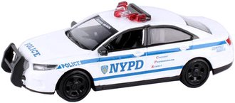 1:43 NYPD Ford Interceptor Police Car