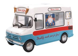 "Bedford CF Morrison Ice Cream Van ""Mister Softee Ice Cream"""