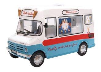 "Bedford CF Morrison Ice Cream Van ""Mister Softee Ice Cream"""