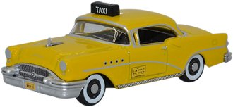 "1:87 1955 Buick Century ""New York Taxi"""