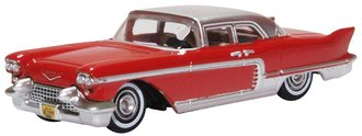 1957 Cadillac Eldorado Brougham (Dakota Red/Stainless Steel)