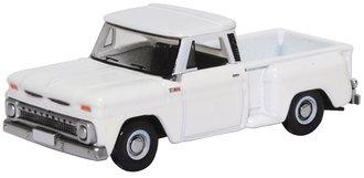 1965 Chevrolet Stepside Pickup (White)