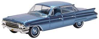1:87 1961 Cadillac Sedan de Ville (Nautilus Blue)
