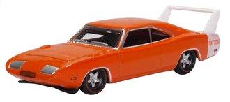 1:87 1969 Dodge Charger Daytona (Orange)
