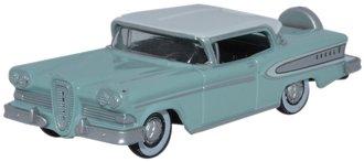 1:87 1958 Edsel Citation (Ice Green/Snow White)