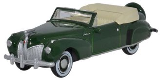 1:87 1941 Lincoln Continental (Spode Green)